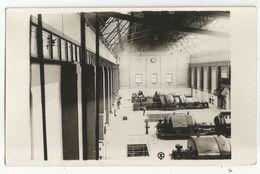 CPA Photo Salle Des Machines Turbines D'une Centrale électrique à Localiser Au Dos KAEE 1939 - Industrie