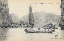 Tonkin, Baie D'Along - La Poupée - Edition P. Dieulefils - Carte N° 288 - Viêt-Nam