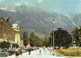 VW Käfer Und Andere In Innsbruck - Voitures De Tourisme