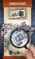 Sierra Leone 2018, Stamps On Stamp, Edogs, Butterfly, BF - Schmetterlinge