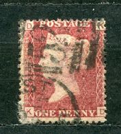 Great Britain Nr.16 Platte:134    (K-D)      O  Used      (784) - 1840-1901 (Victoria)