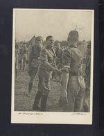Dt. Reich AK Reichsjugendführer Von Schirach Sonderstempel Asch - Politische Und Militärische Männer