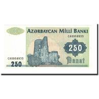 Billet, Azerbaïdjan, 250 Manat, Undated (1992), KM:13a, NEUF - Azerbaïjan