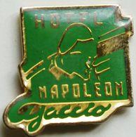 BB 326 )........   CORSE....AJACCIO.......HOTEL  NAPOLEON - Cities