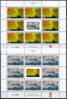 Groenland 2012 Europazegels In Blokken PF-MNH - Nuovi