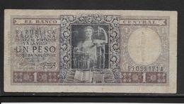 Argentine - 1 Peso - Pick N° 260 - TB - Argentine