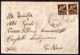 GR1747  - POSTA MILITARE N. 412 - 1900-44 Vittorio Emanuele III