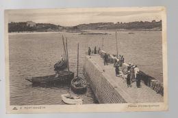 CP27036 - Port-Manech - Ponton D'Embarquement - Ecrite - France