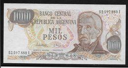 Argentine - 1000 Pesos - Pick N° 317 - Neuf - Argentine