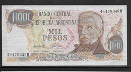 Argentine - 1000 Pesos - Pick N° 317 - SUP - Argentine