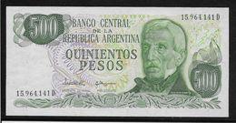 Argentine - 500 Pesos - Pick N° 316 - Neuf - Argentine