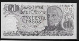 Argentine - 50 Pesos - Pick N° 314 - Neuf - Argentine