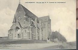 CHEVREMONT : Eglise Des R. P. Carmes De Chevremont - Chaudfontaine