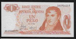 Argentine - 1 Peso - Pick N° 293 - Neuf - Argentine