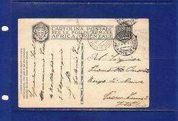 ##(DAN183)-1936-cartolina Postale In Franchigia Per L'A.O.I  Da Colonia Eritrea  Per  Borgo Di Neive (Cuneo) - 1900-44 Vittorio Emanuele III