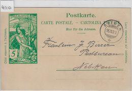 1900 UPU PK 31 - Stempel: Reiden 16.VII.00 - Entiers Postaux