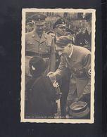 Dt. Reich AK Hitler Mit Kind Sonderstempel Pasewalk 1938 - Personaggi Storici