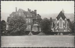 All Saint's Hospital, Eastbourne, Sussex, 1965 - Lansdowne RP Postcard - Eastbourne