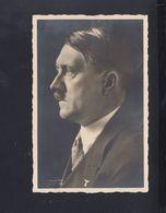 Dt. Reich AK Hitler 1938 Gössnitz Gelaufen - Duitsland