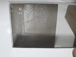 139 - Plaque De Verre -  Espagne - Lieu à Identifier - Glasplaten