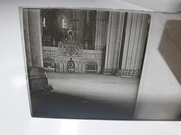 140 - Plaque De Verre -  Espagne - Lieu à Identifier - Glasplaten