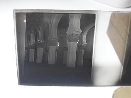 143 - Plaque De Verre -  Espagne - Lieu à Identifier - Glasplaten