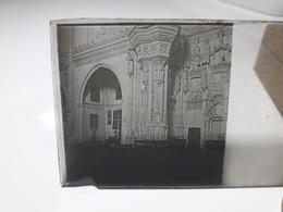 146 - Plaque De Verre -  Espagne - Lieu à Identifier - Glasplaten