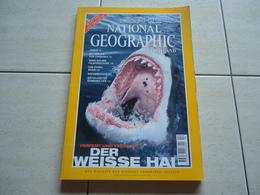 National Geographic (deutsch) Ausgabe 04/2000 - Revues & Journaux