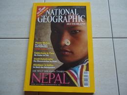 National Geographic (deutsch) Ausgabe 09/2000 - Magazines & Newspapers