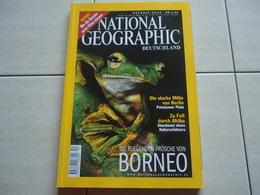 National Geographic (deutsch) Ausgabe 10/2000 - Magazines & Newspapers