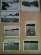 Photo - Cameroun 1952 - Edea, Photos De Jours Heureux, Mise En Abyme Appareil Photo, 7 Photographies - Africa