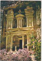 JORDANIE,JORDAN,PETRA,EL KHAZNEH,monastere - Jordanie