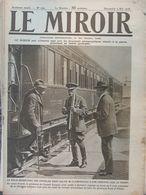 LE MIROIR N°232 (5 Mai 1918) Le Retour Des Tranchées - Sur L'Oise - Front Belge - Books, Magazines, Comics