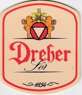 Ungarn - Dreher Bier - Sous-bocks