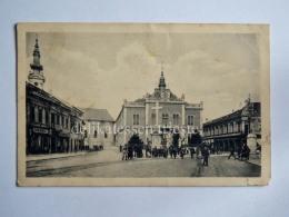 SERBIA Srbija NOVI SAD AK Old Postcard - Serbia