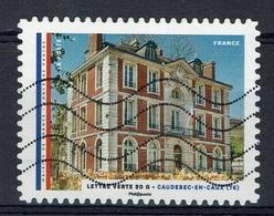 France, Town Hall, Caudebec-en-Caux, Normandy, 2015, VFU - Frankrijk