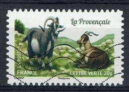 "France, French Goat Breed, ""Provençale"", 2015, VFU Self-adhesive - Frankrijk"