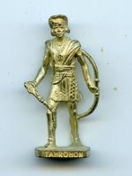 FEVE  - FEVES -  FIGURINE KINDER METAL - TAHROHON - Metal Figurines
