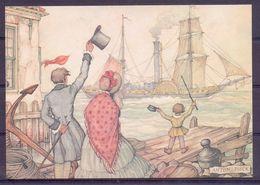 Nederland - Illustrators - Anton Piek - Ongebruikt - 034 -  2 Scans - Andere Illustrators