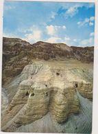 JORDANIE,JORDAN,ISRAEL,QU MRAN CAVES,grotte,désert De Judée,grotte De La Mer Morte,mine De Sel - Jordanie