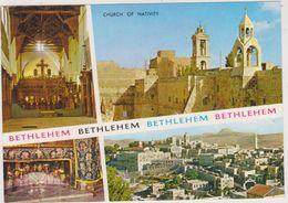 ISRAEL ,judaica,pays Saint,de Moise,BETHLEHEM,BETHLEEM, CISJORDANIE,PALESTINE,E PHRATA,LIEU NAISSANCE DE JESUS - Israele