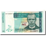 Billet, Malawi, 50 Kwacha, 2009-10-31, KM:53d, NEUF - Malawi