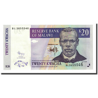 Billet, Malawi, 20 Kwacha, 2009-10-31, KM:52e, NEUF - Malawi