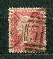 Great Britain Nr.16 Platte:173     (G-A)      O  Used      (852) - 1840-1901 (Victoria)