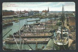 +++ CPA - ANTWERPEN  ANVERS - Bassin Bonaparte   // - Antwerpen