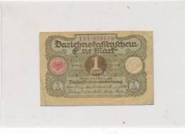 Billets - B3238 - Allemagne   - Billet 1 Mark  1920 ( Type, Nature, Valeur, état... Voir Double  Scans) - [ 3] 1918-1933: Weimarrepubliek