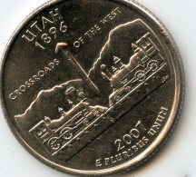 State 2007 Utah - Federal Issues