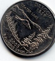 State 2005 Oregon - 1999-2009: State Quarters