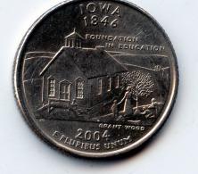 State 2004 Iowa - Federal Issues