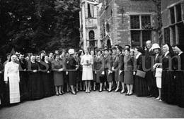 Postcard / ROYALTY / Belgium / Belgique / België / Prinses Paola / Kasteel Van Groot-Bijgaarden / 1961 - Dilbeek